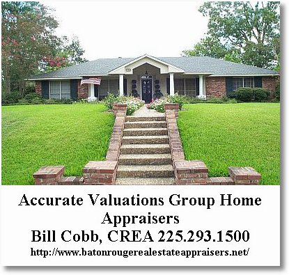 Baton Rouge Home Real Estate appraisers