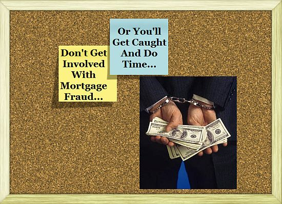 appraiser mortgage fraud reminder