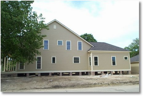 Real Estate Baton Rouge University Gardens New Homes