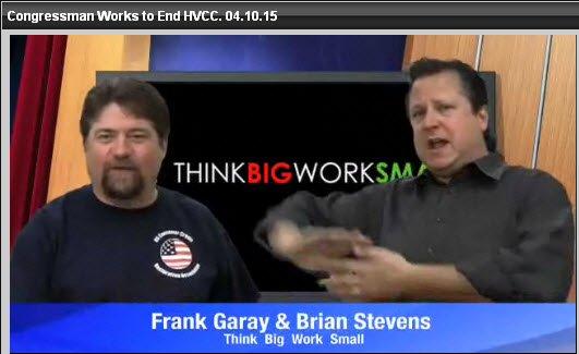 tbws congressman works to end hvcc
