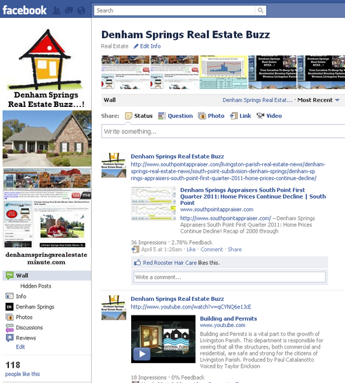 denham-springs-real-estate-buzz-facebook
