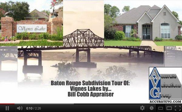 Vignes Lake Subdivision Baton Rouge LA 70817