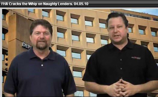 tbws fha cracks down on naughty lenders