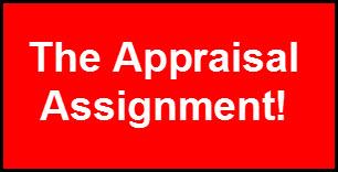 baton rouge appraisal assignment