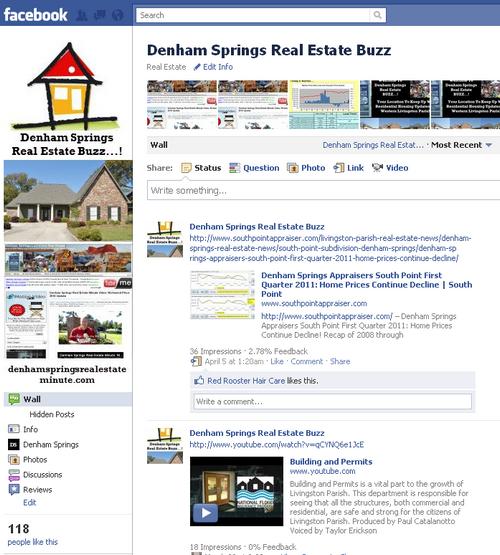 denham-springs-real-estate-buzz-facebook