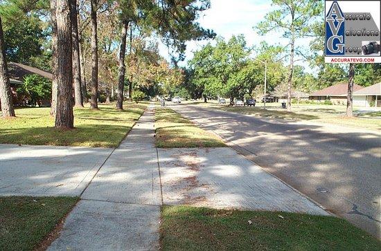 Sherwood Forest Subdivision Baton Rouge LA