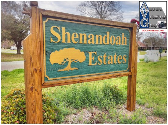 New Shenandoah Estates Sign (2)