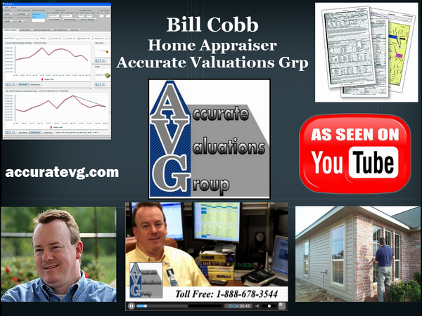 Bill Cobb Appraiser Accurate Valuations Group Baton Rouge