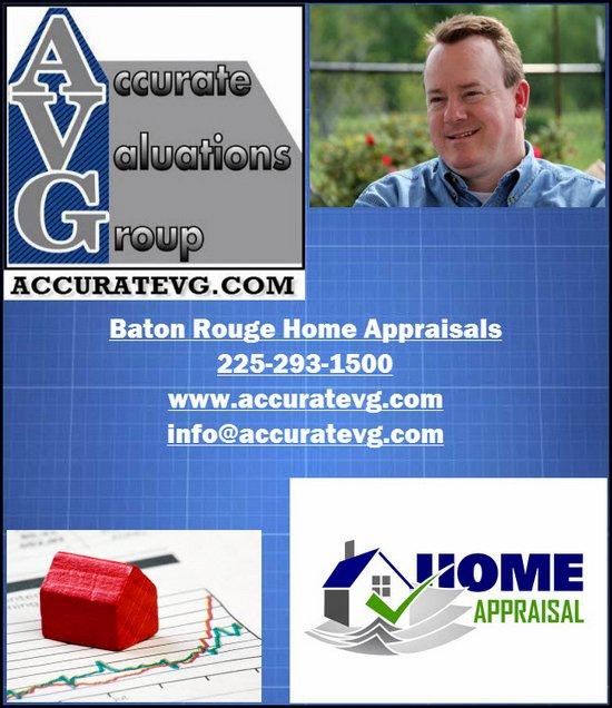Baton Rouge Home Appraisals Appraisers