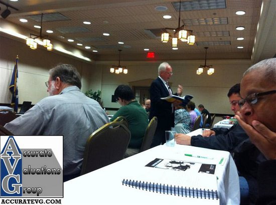USPAP Appraisal Seminar Baton Rouge With Ross Shuffield